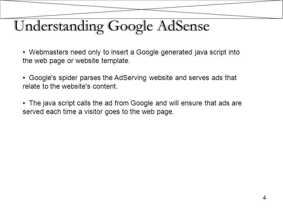 Understanding Google AdSense