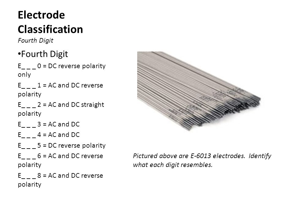Electrode Classification Fourth Digit