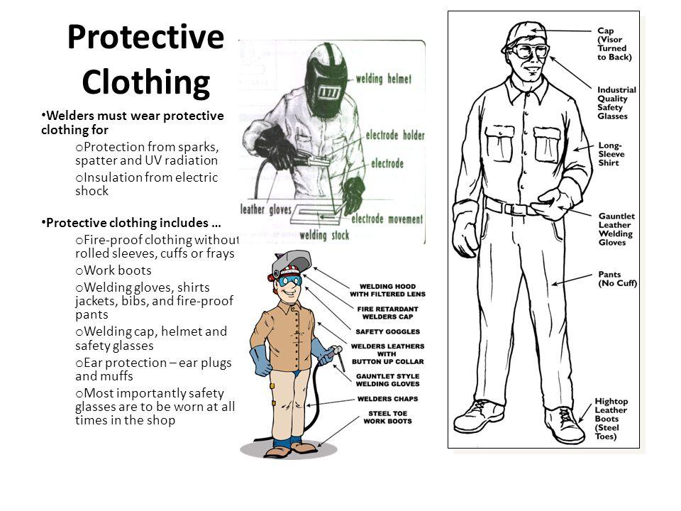 Arc Welding Clothes Diagram 27 Wiring Diagram Images