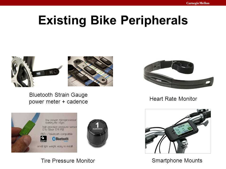 Existing Bike Peripherals