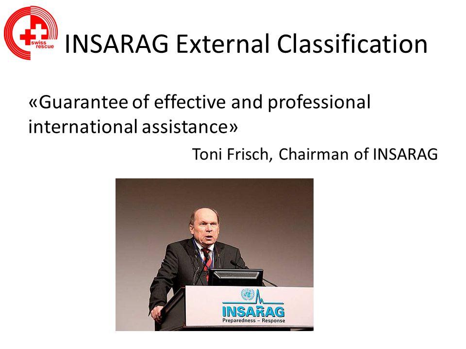 INSARAG External Classification