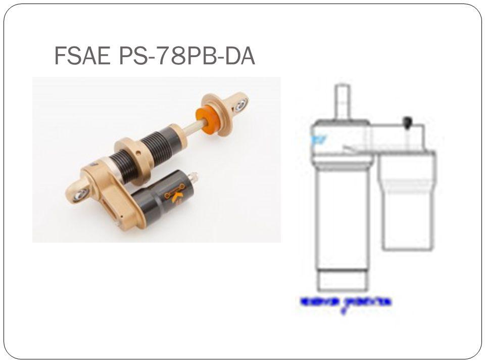 FSAE PS-78PB-DA
