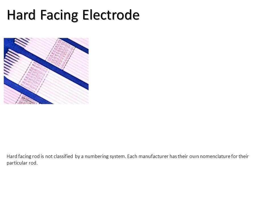 Hard Facing Electrode Welding-Arc Welding Electrodes Image: HardFacingElectrode.jpg Height: 117 Width: 150.