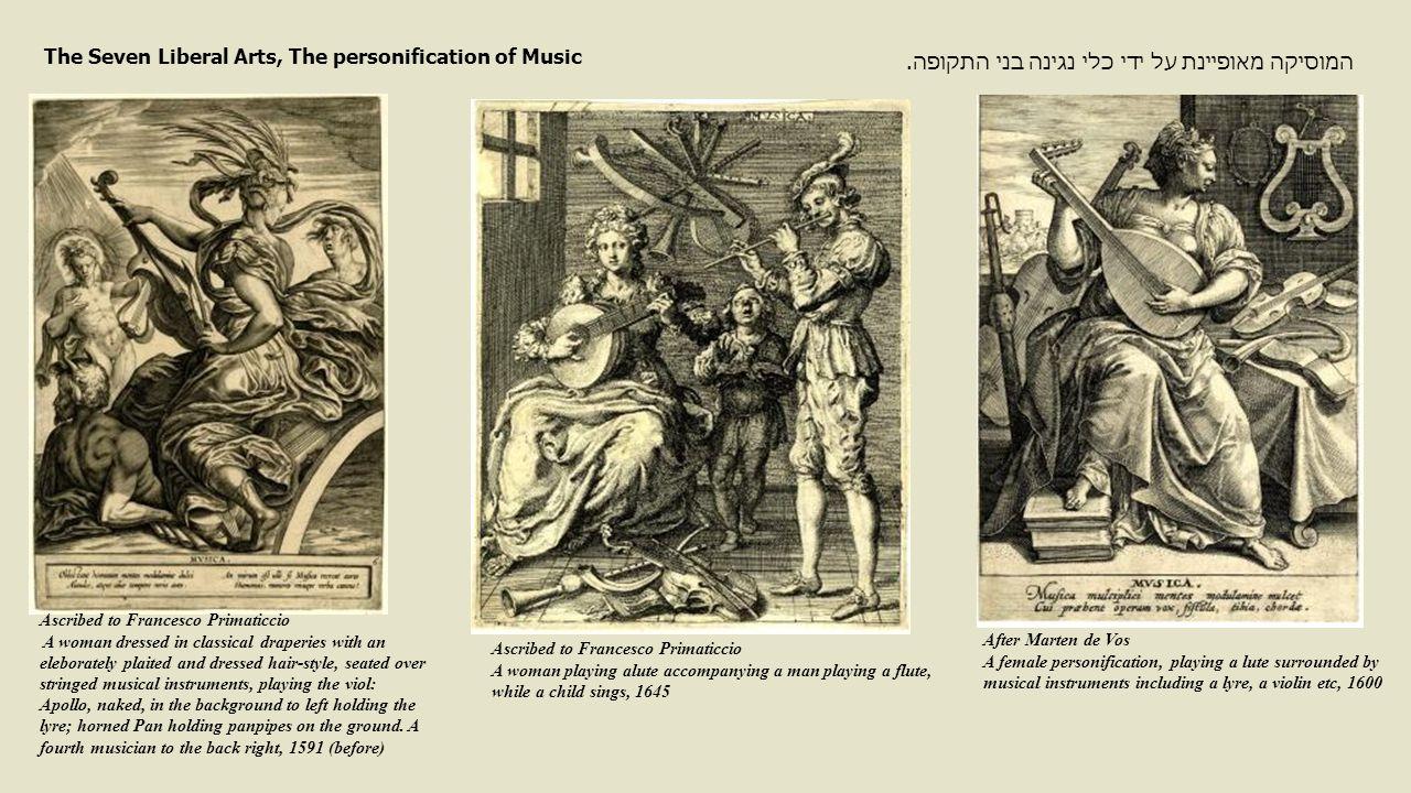 המוסיקה מאופיינת על ידי כלי נגינה בני התקופה.