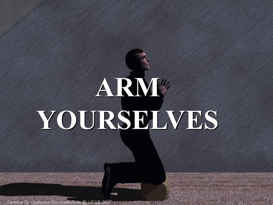 ARM YOURSELVES