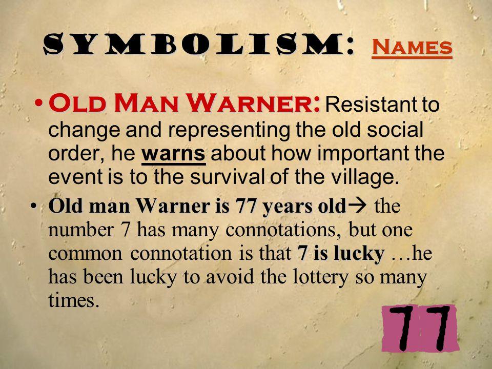 Symbolism: Names