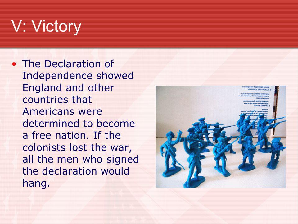 V: Victory