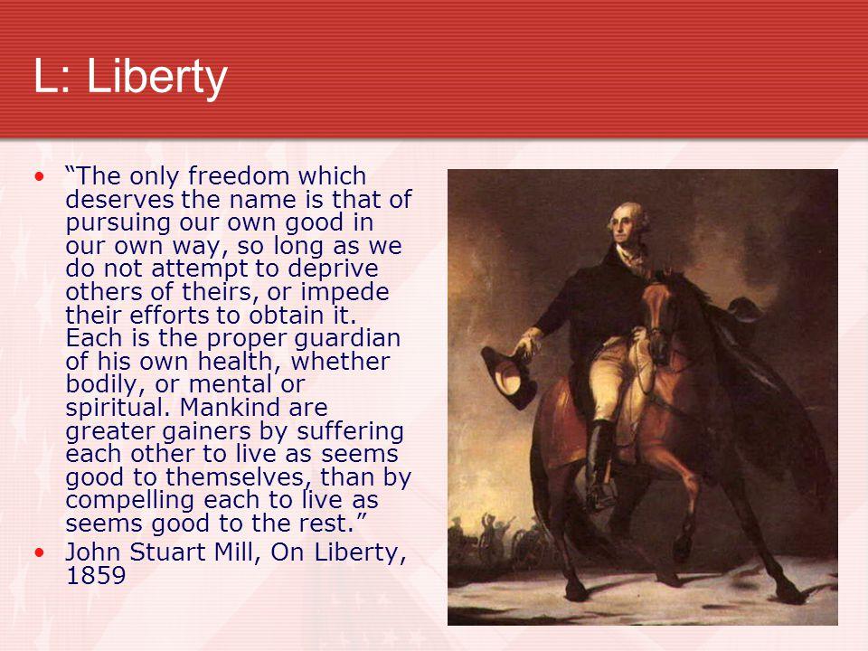 L: Liberty