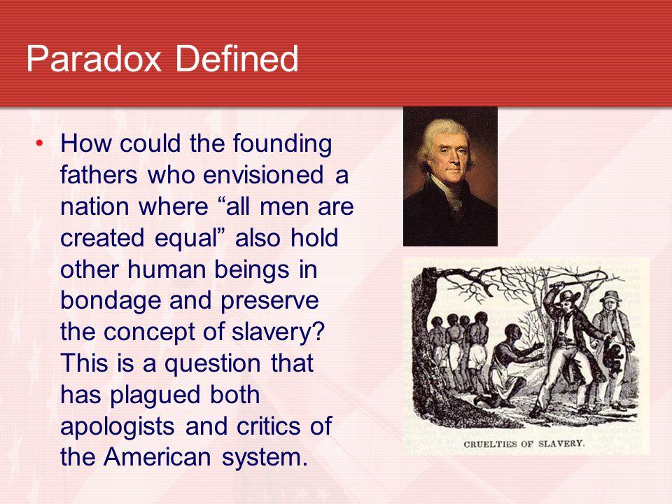 Paradox Defined