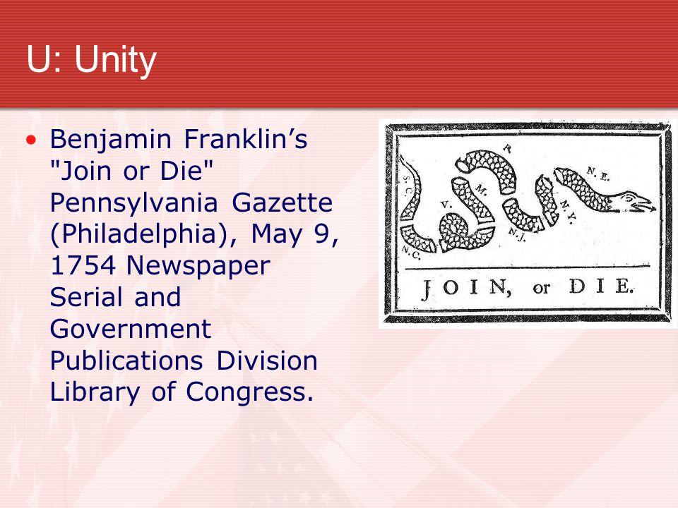U: Unity