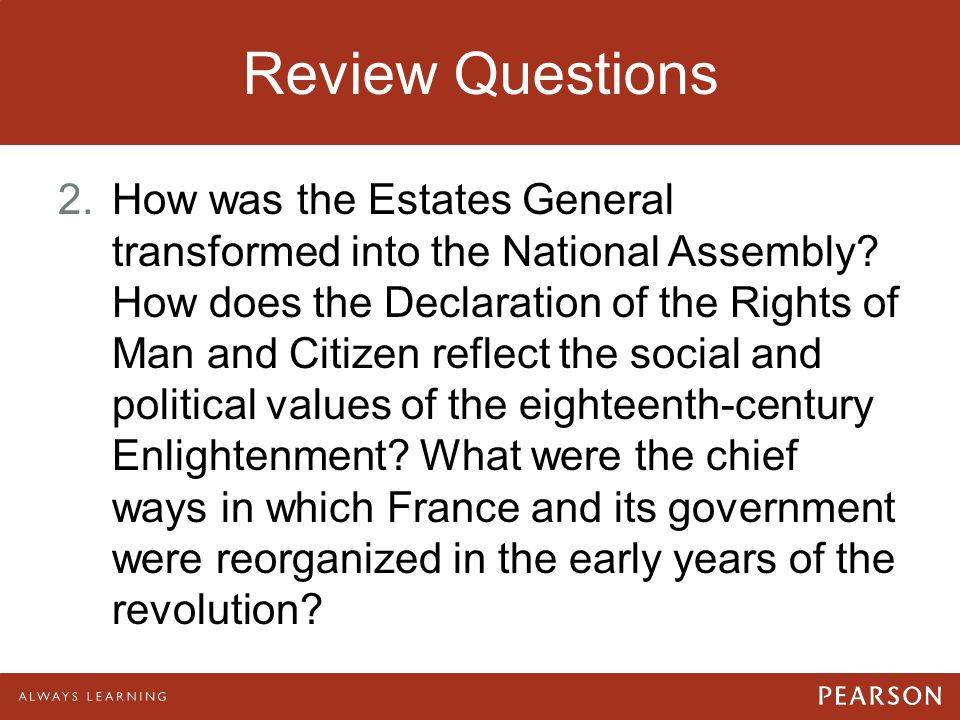 Review Questions 04/28/11.