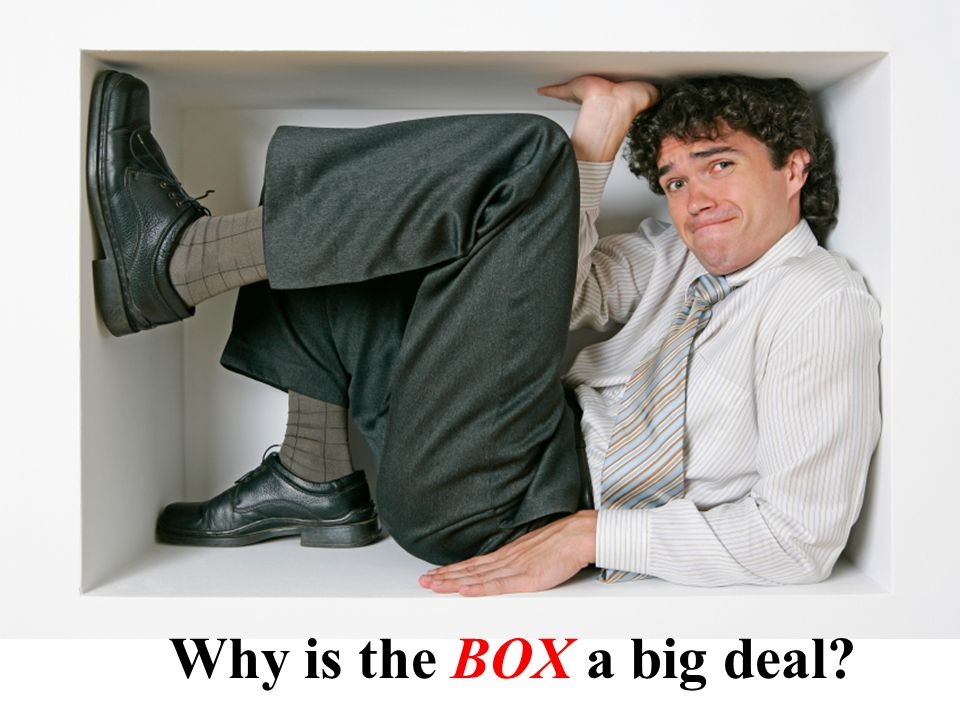 Why is the BOX a big deal