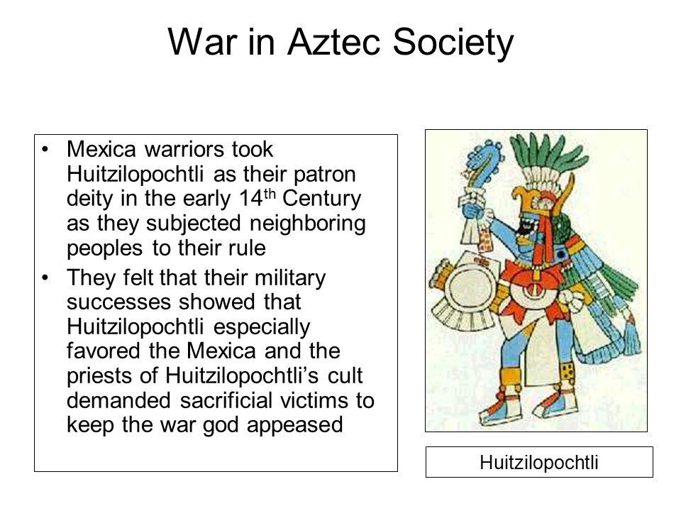 War in Aztec Society