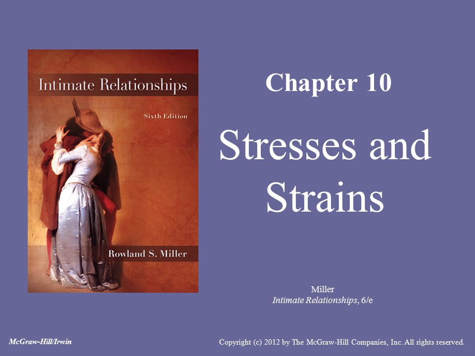 Intimate Relationships, 6/e