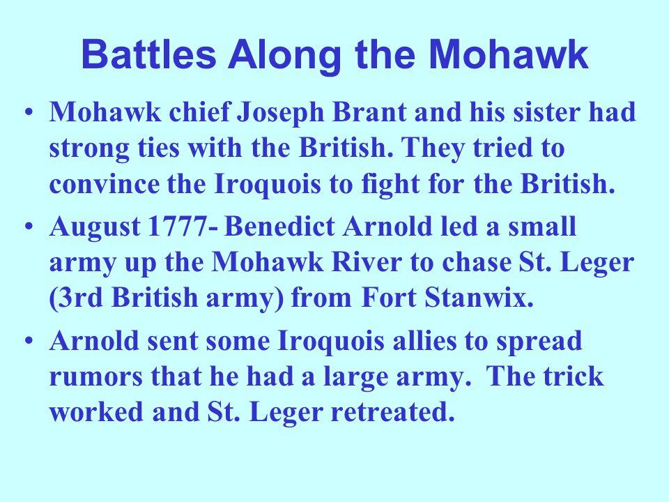 Battles Along the Mohawk