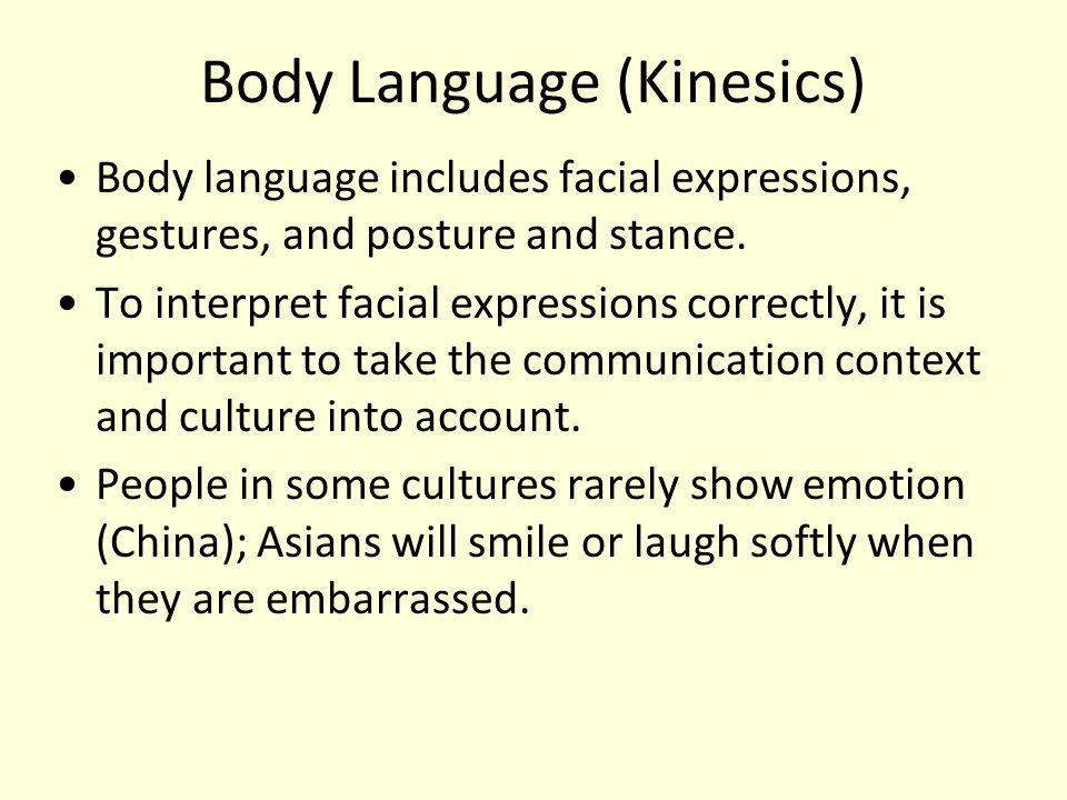 Body Language (Kinesics)