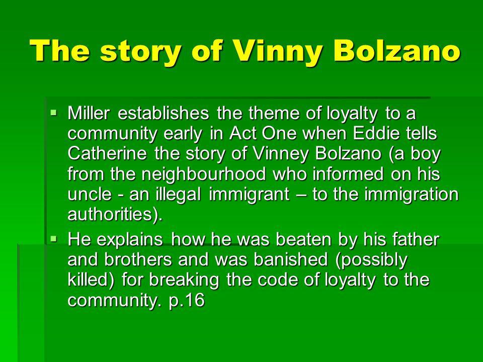 The story of Vinny Bolzano