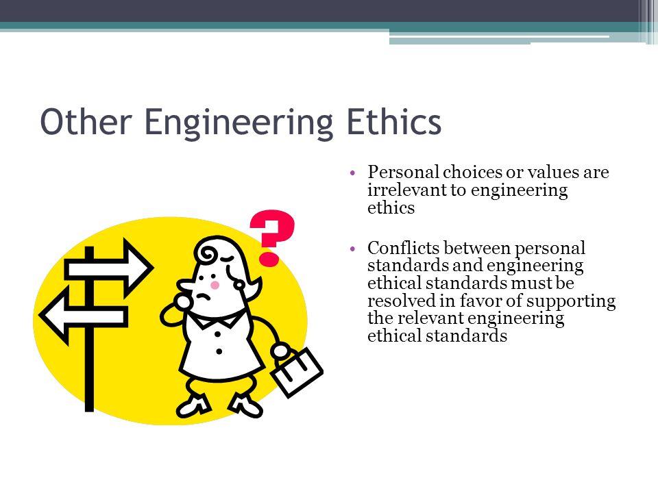 Other Engineering Ethics