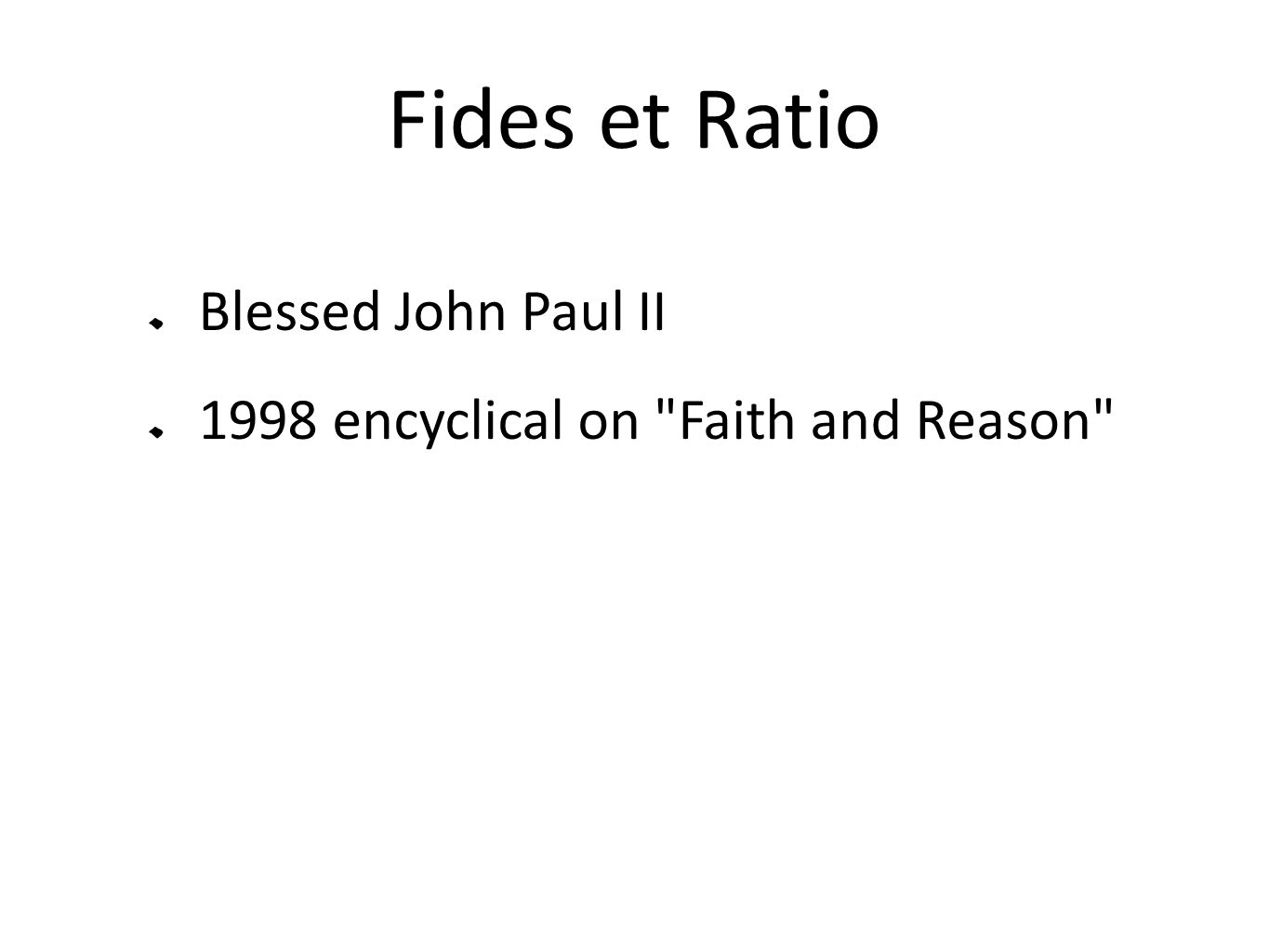 faith and reason essays Pope john paul ii once said, faith and reason are like two wings on which the human spirit rises to the contemplation of truth and god has placed in the human heart a desire to know the truth - in a word, to know himself - so that, by knowing and loving god, men and women may also come to.