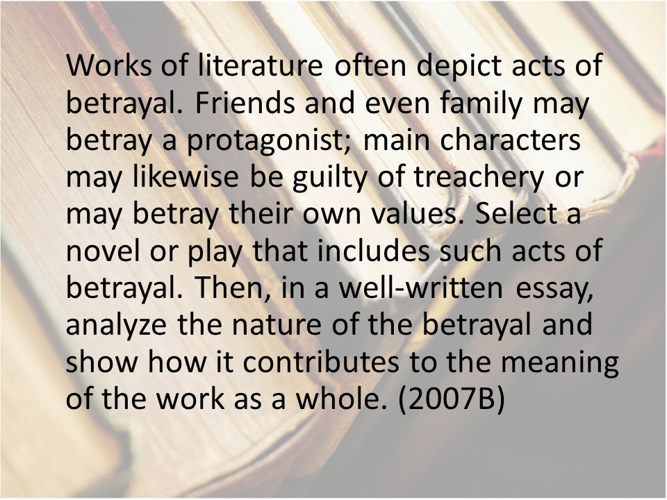 the theme of friendship in betrayed Famous betrayal poems written by famous poets examples of famous betrayal poetry from the past and present read famous betrayal poems considered to be modern and old classics.