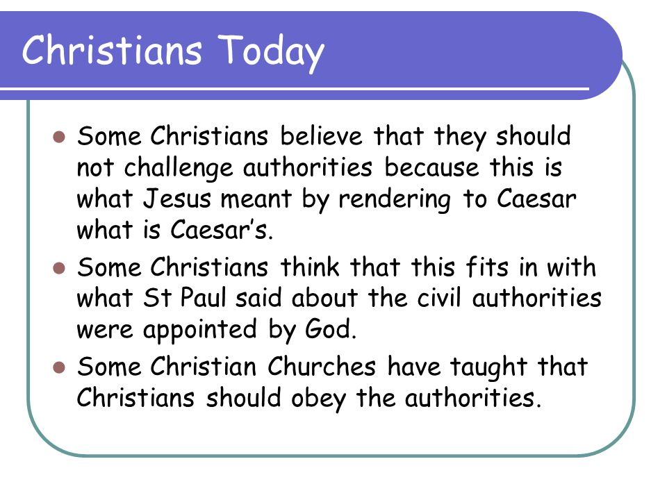 Christians Today