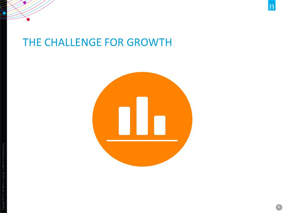 The Challenge for growth