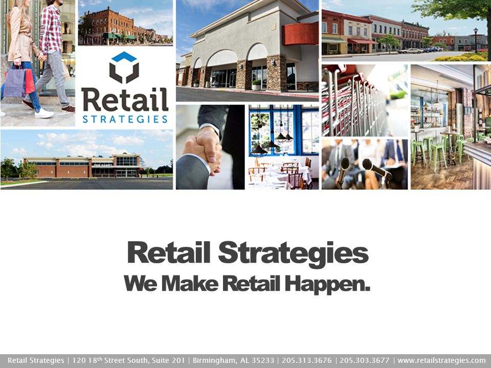 Retail Strategies We Make Retail Happen.
