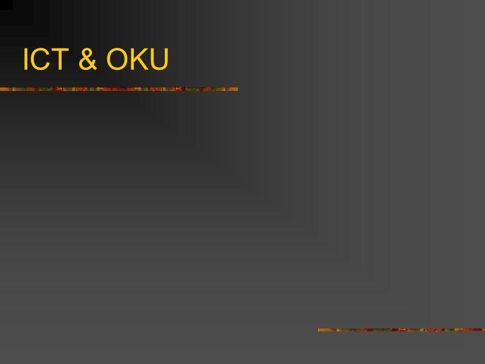 ICT & OKU