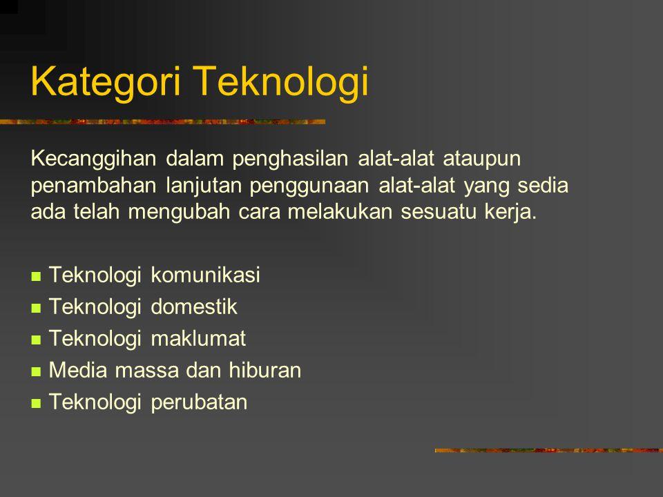 Kategori Teknologi