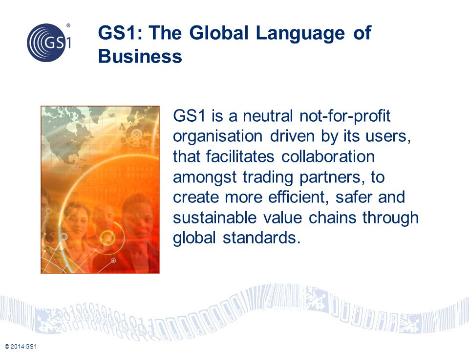 GS1: The Global Language of Business