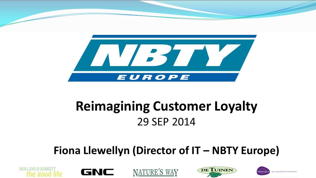 Reimagining Customer Loyalty