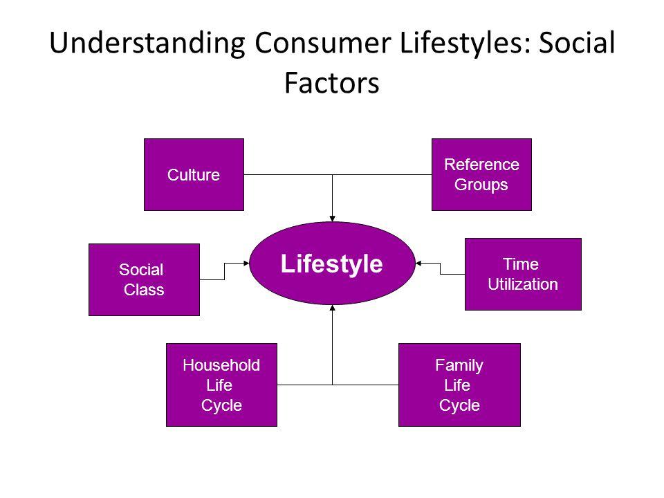 Understanding Consumer Lifestyles: Social Factors