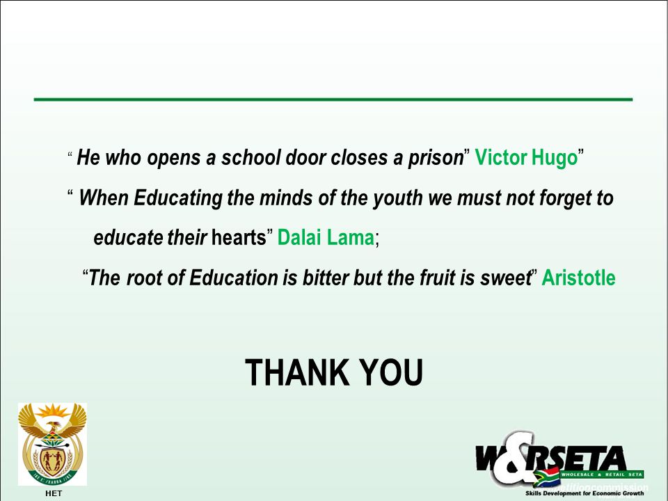 He who opens a school door closes a prison Victor Hugo