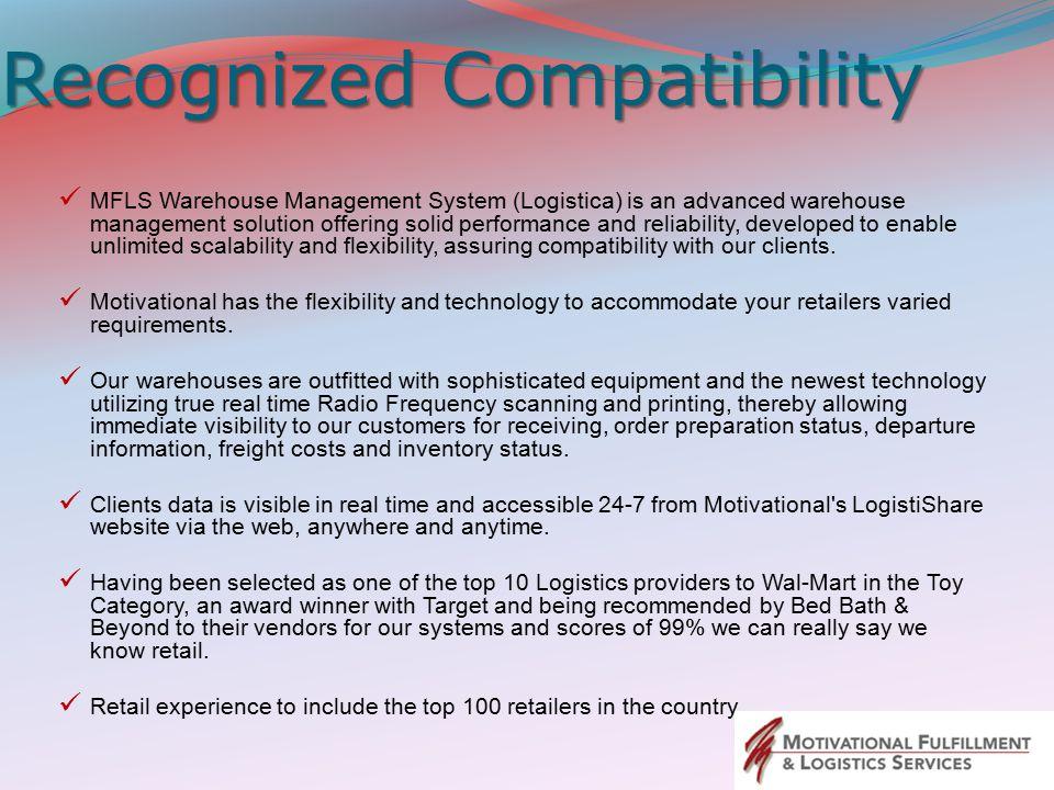 Recognized Compatibility