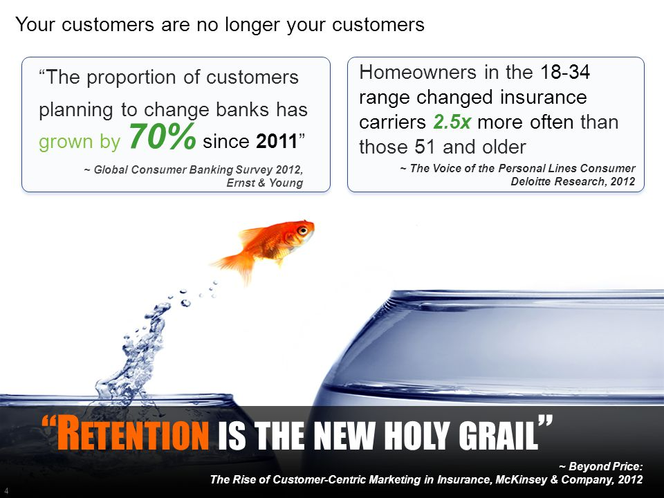 Retention is the new holy grail
