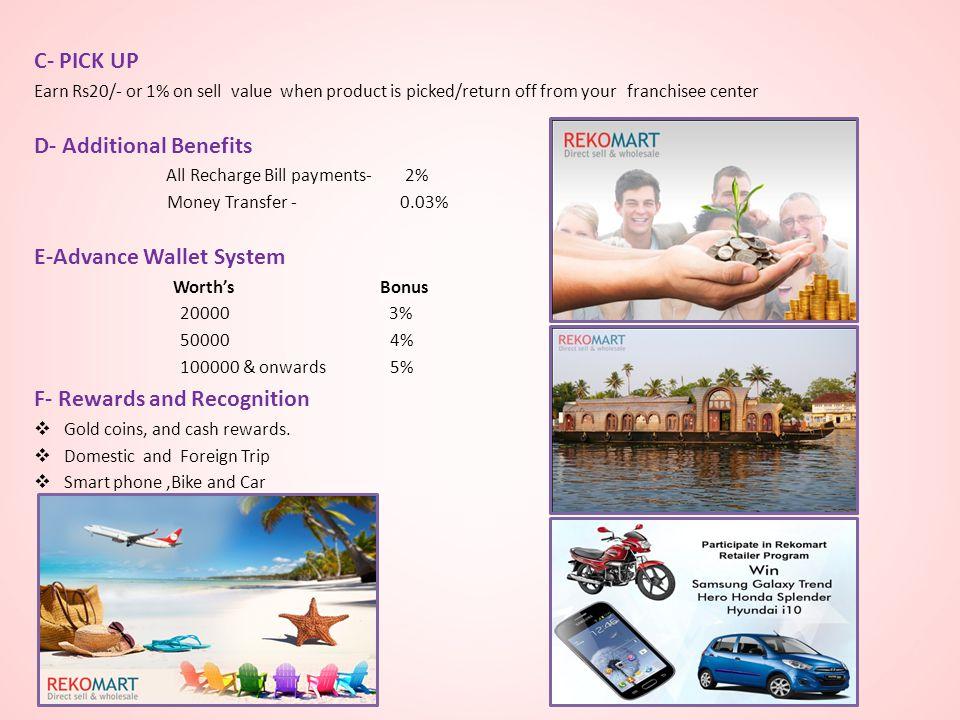D- Additional Benefits