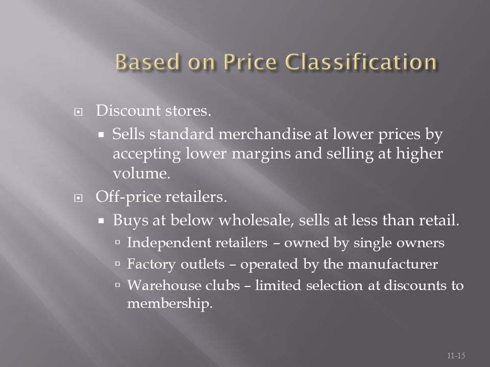 Based on Price Classification