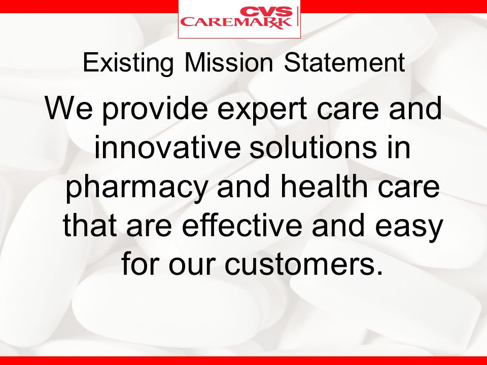 cvs case solution 1 does psi represent a significant opportunity for cvs would improving customer service be of significant financial benefit for the company.