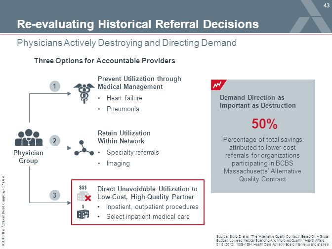 Re-evaluating Historical Referral Decisions