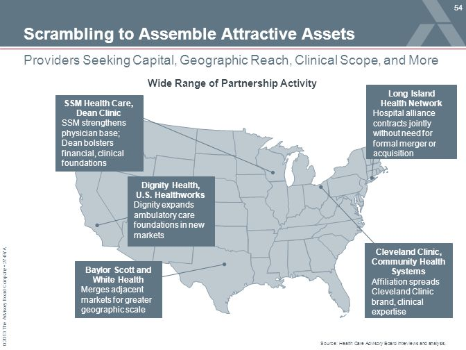 Scrambling to Assemble Attractive Assets