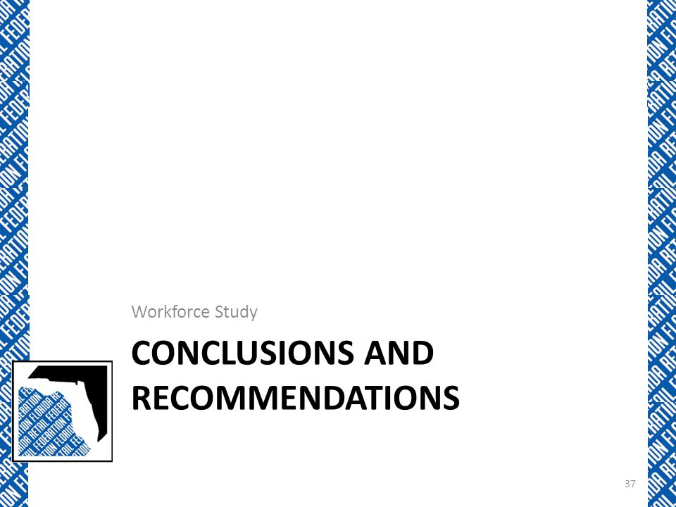 What is the difference between the conclusion and the recommendation in a report writing?
