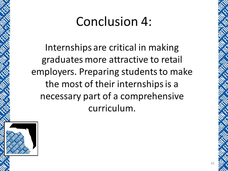Conclusion 4: