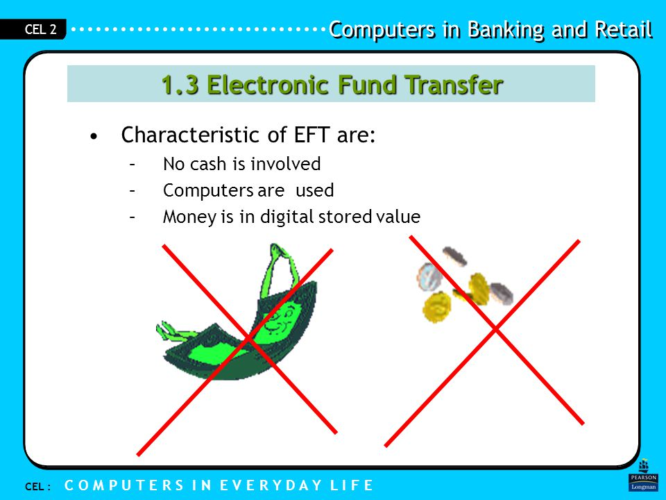 Computers in Banking and Retail - Part 1 Electronic Fund Transfer