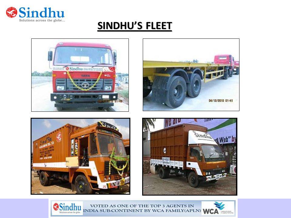 SINDHU'S FLEET