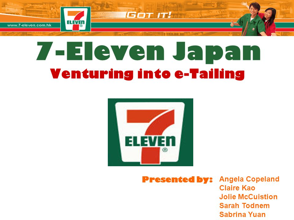 7-Eleven Japan Venturing into e-Tailing