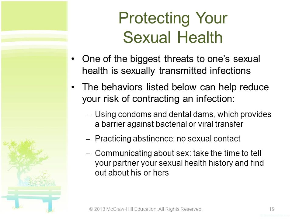 Protecting Your Sexual Health