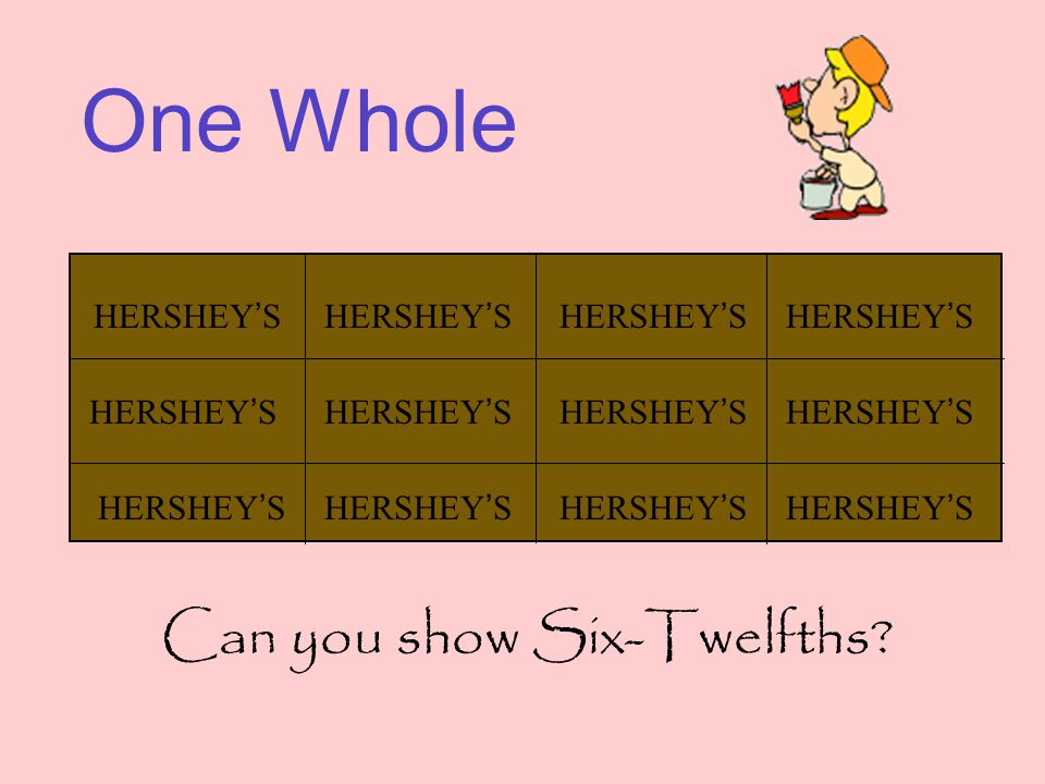 Can you show Six-Twelfths