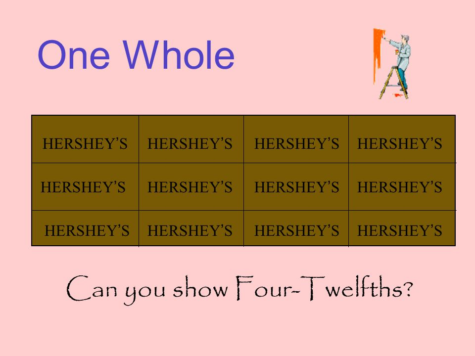 Can you show Four-Twelfths
