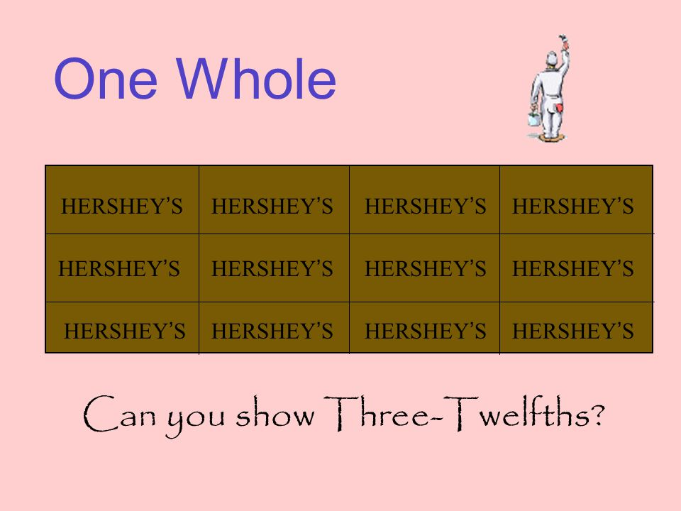 Can you show Three-Twelfths