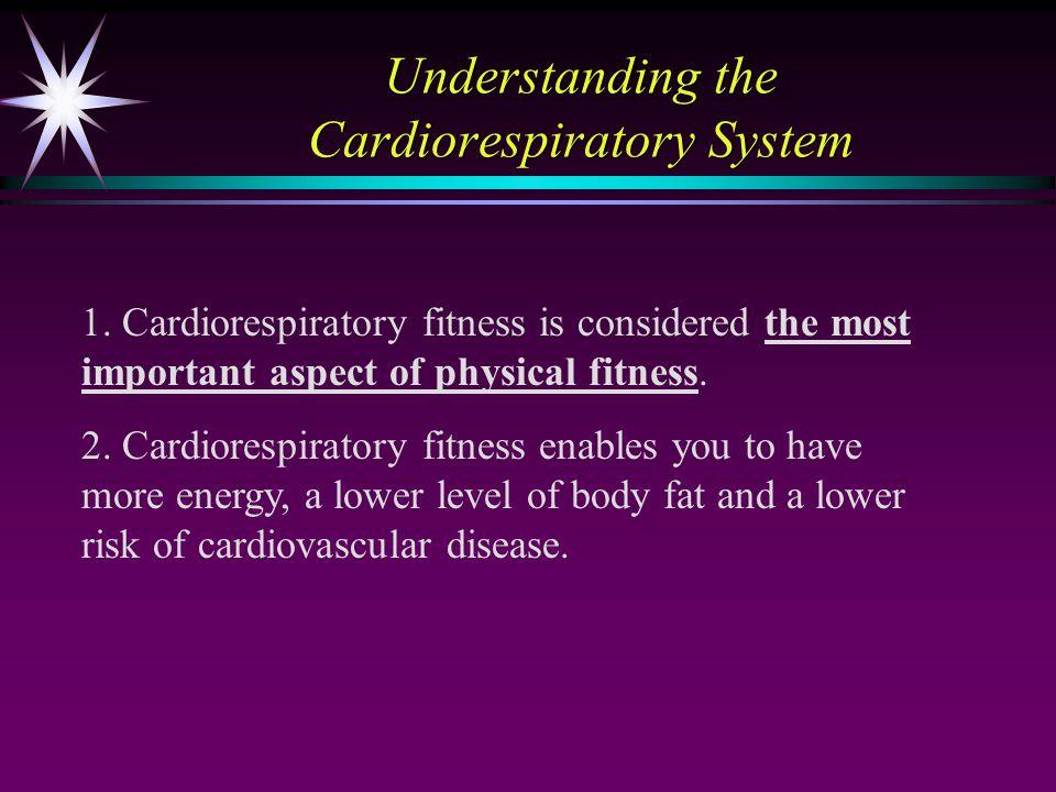 Understanding the Cardiorespiratory System